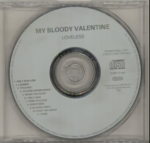 My Bloody Valentine - Loveless Record