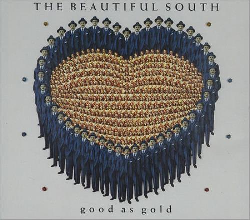 Beautiful South - Good As Gold CD