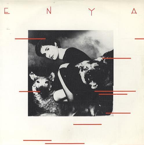 Enya I Want Tomorrow 1990 Spanish 7 vinyl FS108
