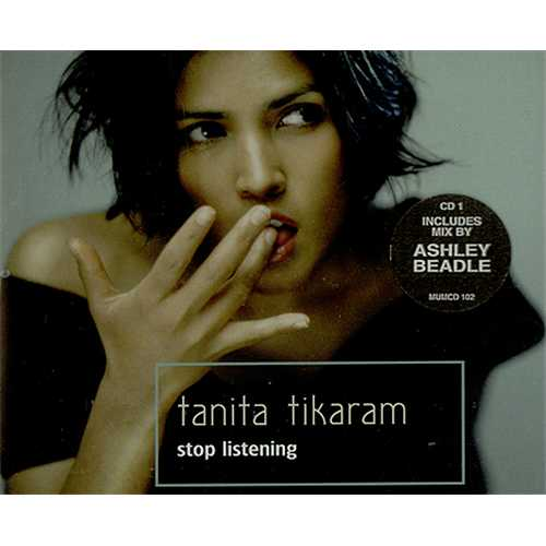 Tanita Tikaram Stop Listening 1998 UK 2CD single set MUMXCD102