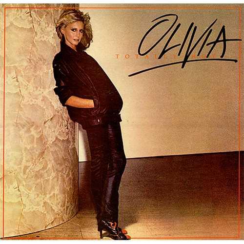 Olivia Newton John Totally Hot - Factory Sample 1978 UK vinyl LP EMA789