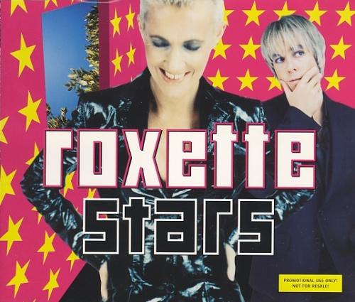 Roxette Stars 1999 UK CD single CDPRO4223