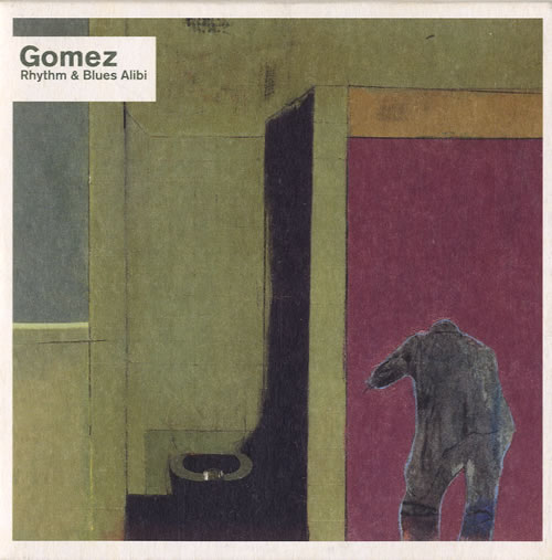 Image of Gomez Rhythm & Blues Alibi 1999 UK CD single HUTCDP114