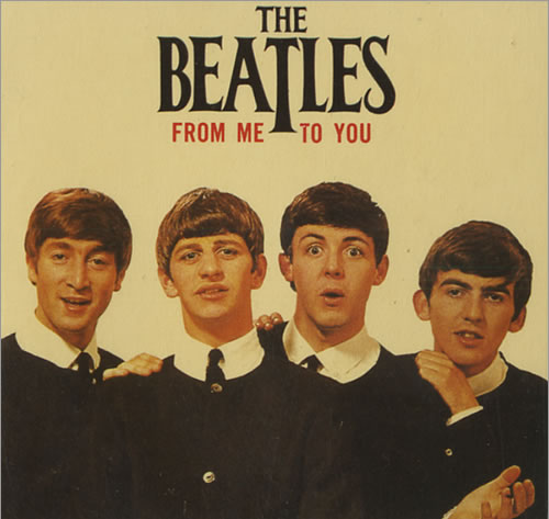 Beatles - From Me To You Album