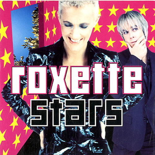 Roxette Stars 1999 Dutch CD single 8869132