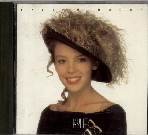 Kylie Minogue Kylie 1988 UK CD album HFCD3