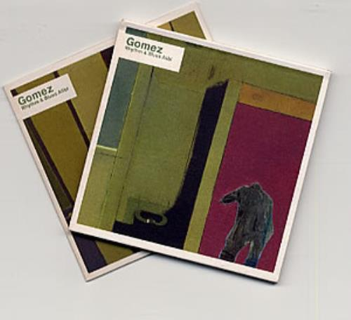 Image of Gomez Rhythm & Blues Alibi 1999 UK 2-CD single set HUTCD/DX114