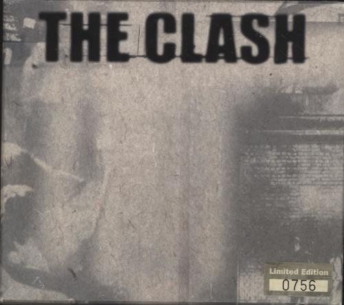 The Clash The Clash  No. 0072 1999 USA box set BOX SET