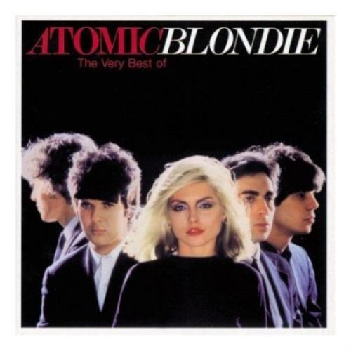Blondie Atomic 1998 UK CD album 4949962