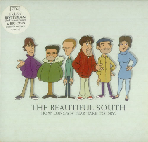 Beautiful South - How Long's A Tear Take To Dry? - Cd2