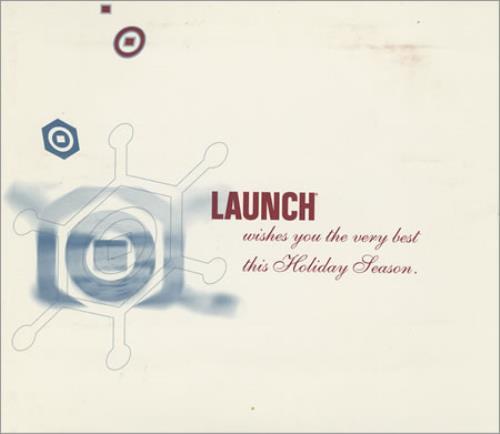 Radiohead - Lucky - Launch 97 Cd