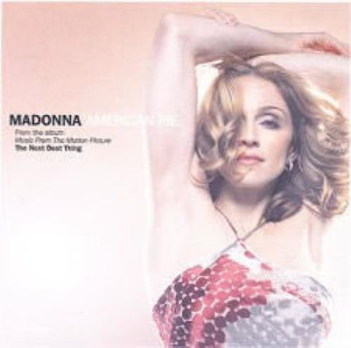 Madonna American Pie 2000 USA CD single PROCD100018