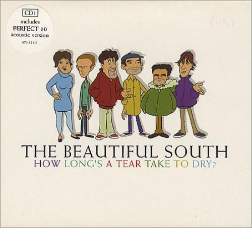 Beautiful South - How Long's A Tear Take To Dry - Cd1