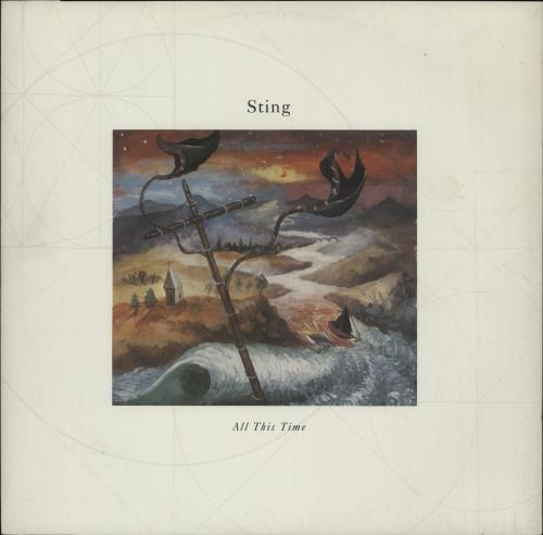 Sting - All This Time Record