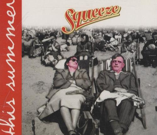 Squeeze - This Summer - Cd 1