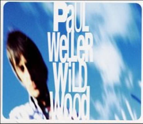 Paul Weller Wild Wood 1998 UK CD single CID734