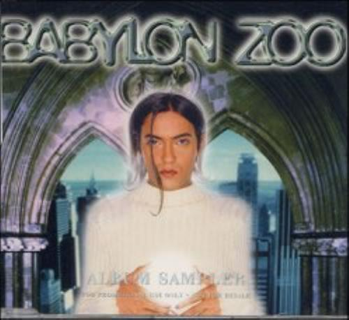 Babylon Zoo Album Sampler 1996 UK CD single CDEMCDJ3742