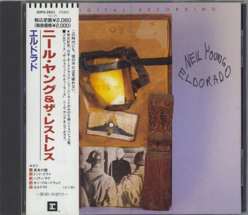 Young, Neil - Eldorado + Obi