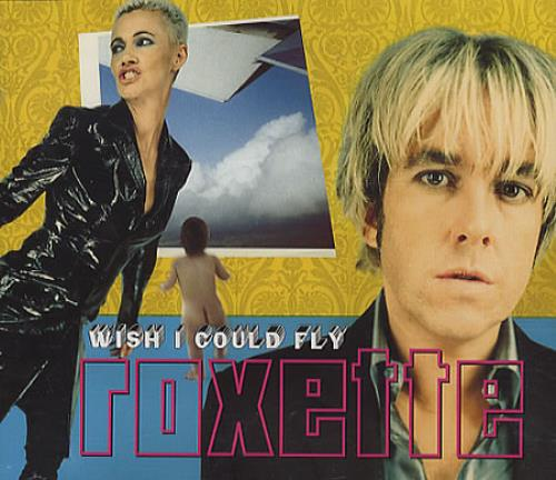 Roxette Wish I Could Fly 1999 UK CD single CDEMS537