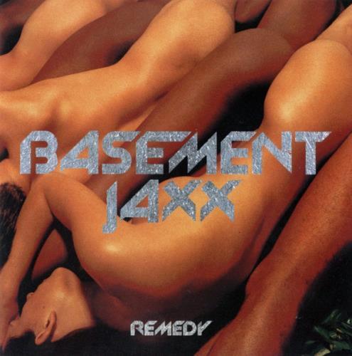 Basement Jaxx Remedy 1999 UK CD album XLCD129