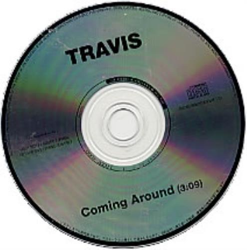 Travis (90s) Coming Around 2000 Japanese CD single QDCA93311