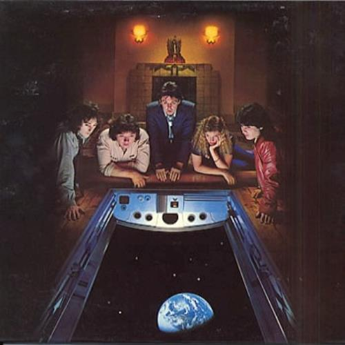 Back To The Egg - McCartney, Paul