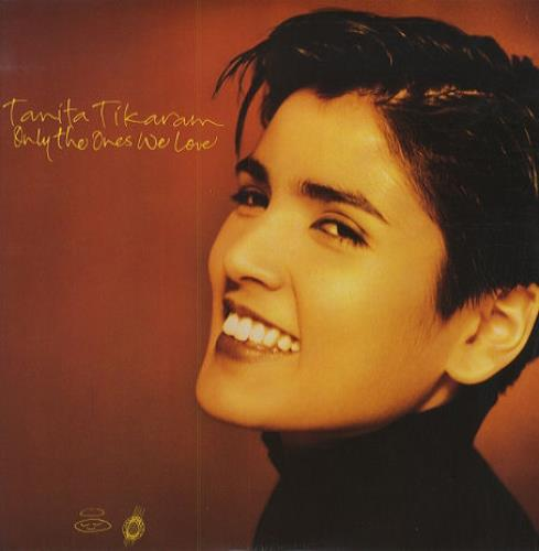 Tanita Tikaram Only The Ones We Love 1991 UK 12 vinyl YZ558T