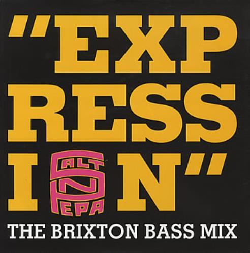Salt N Pepa - Expression (the Brixton Bass Mix)