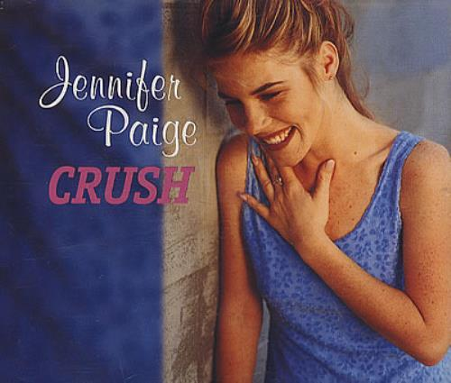 Jennifer Paige Crush 1998 UK CD single 0039425ERE