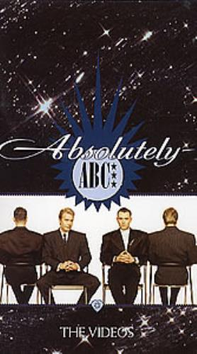 ABC Absolutely 1990 UK video CFV10502