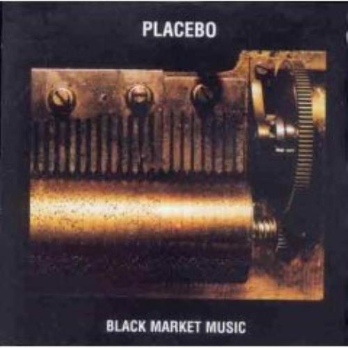 Image of Placebo Black Market Music 2000 UK CD album CDFLOORX13