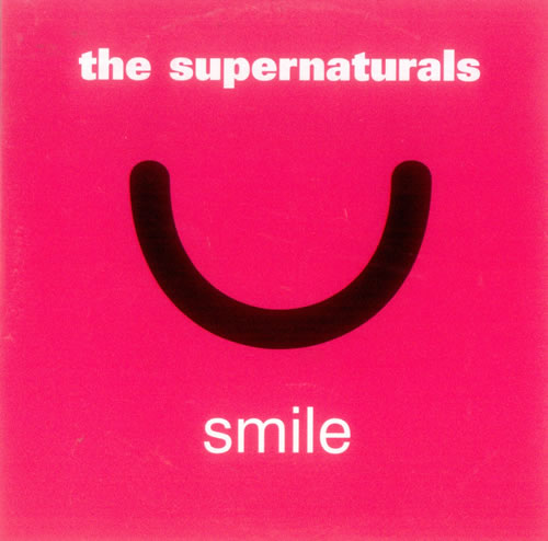 The Supernaturals Smile 2000 UK CD single CDFOODDJ131