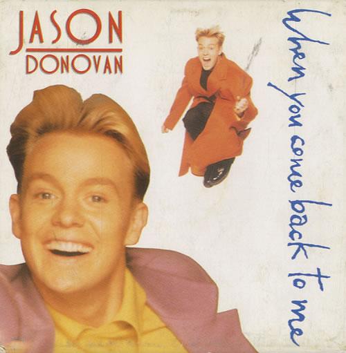 Donovan, Jason - When You Come Back To Me