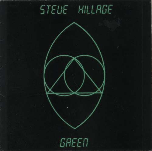 Hillage, Steve - Green EP