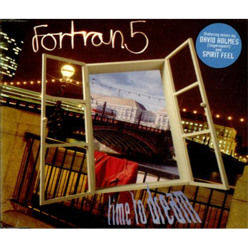 Fortran 5 Time To Dream 1993 French CD single CDMUTE143