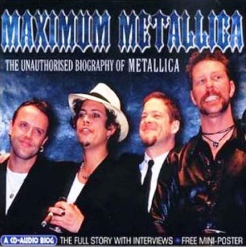 Metallica Maximum Metallica 1999 UK CD album ABCD12