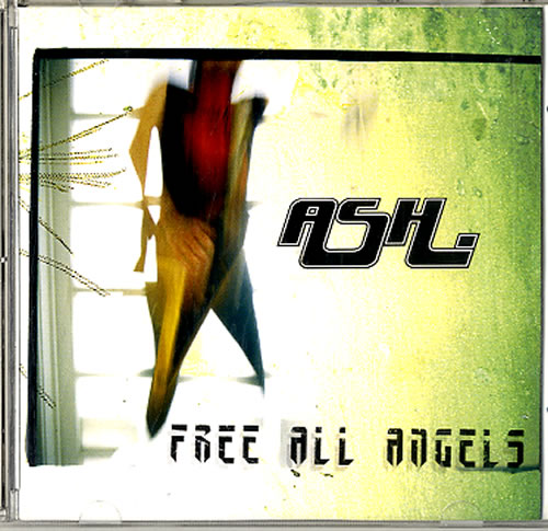 Ash - Free All Angels EP