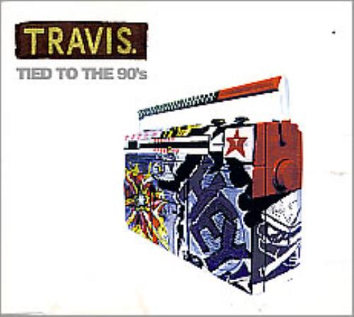 Travis (90s) Tied To The 90s 1997 UK CD single ISOM5MS