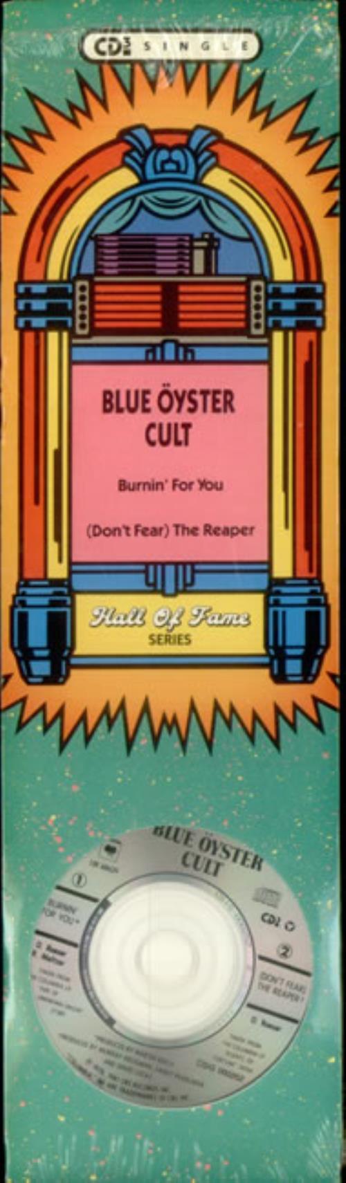Blue Oyster Cult - Burnin' For You - Sealed