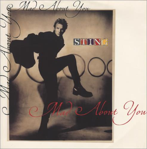 Sting - Mad About You - Remix