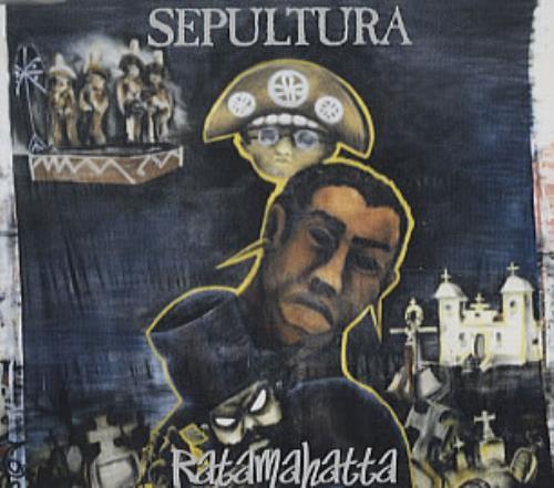 Sepultura Ratamahatta 1996 UK CD single RR23143