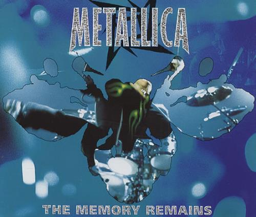 Metallica - The Memory Remains Single