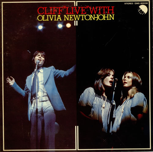 Cliff Live With Olivia Newton John