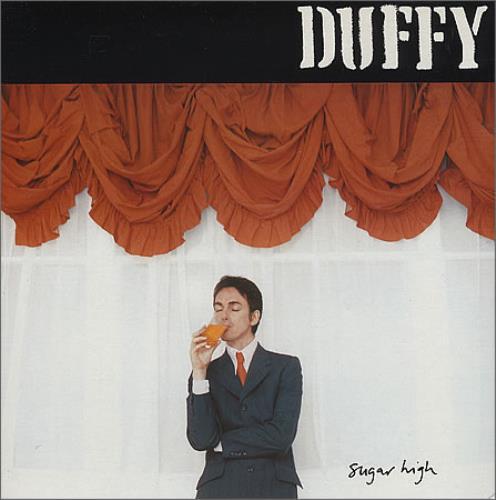 Stephen Tintin Duffy Sugar High 1995 UK 7 vinyl DUFF002