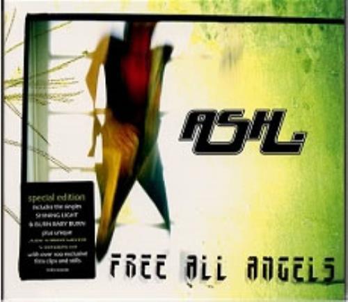 Ash - Free All Angels Vinyl