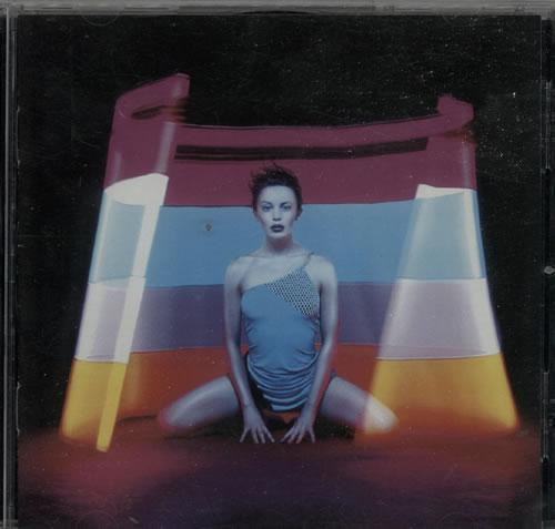 Kylie Minogue Kylie Minogue 1997 UK CD album 74321517272
