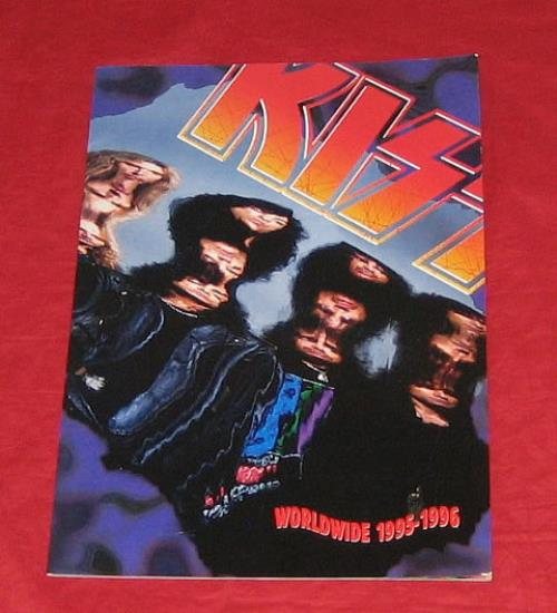 Kiss - Worldwide 1995-1996
