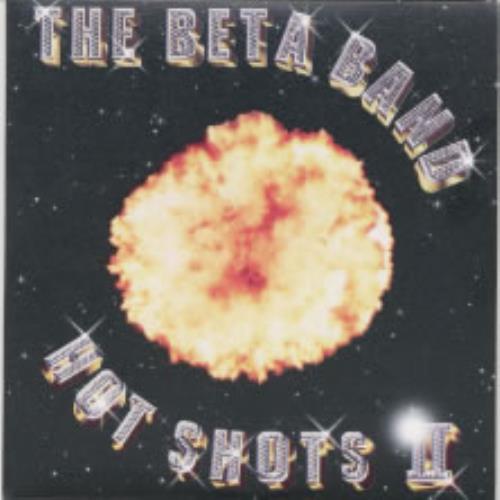 The Beta Band Hot Shots II 2001 UK CD album REG59CDDJ