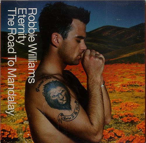 Williams, Robbie - Eternity / The Road To Mandalay Album