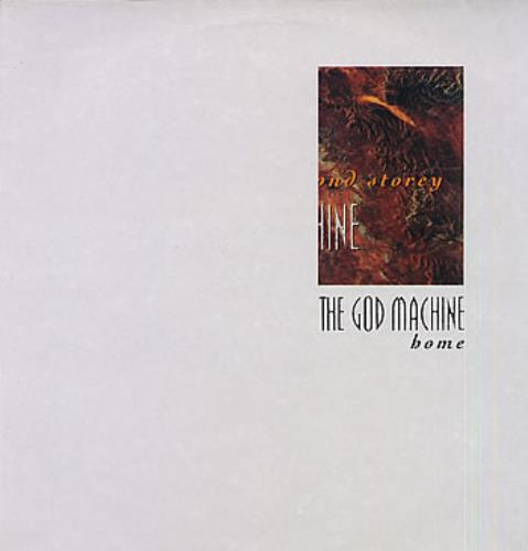 The God Machine Home 1993 UK 12 vinyl FICSX47